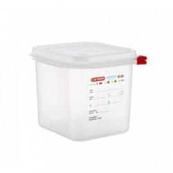 ARA3025 HERMETICO 1/6 H150 2,6 L.
