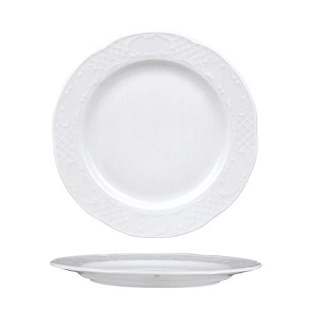 FLORA/AUGUSTA PAN PLATO 16CM  C12