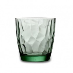 ## DIAMOND VASO BAJO 30CL VERDE