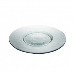 AUTHENTIC PRESENTACION PLATO 48CM CRISTAL