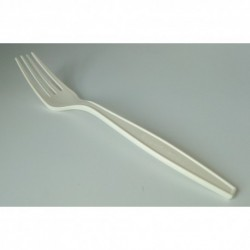 DES TENEDOR MESA 17,5CM BIODEGRADABLE