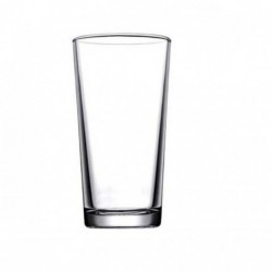 "PS52439 ALANYA/CUBATA CONICAL VASO 49CL ""T"""
