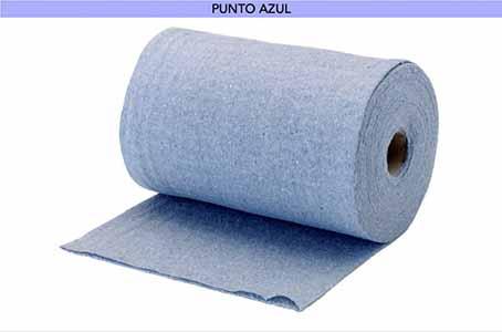 TRAPO PUNTO AZUL ROLLO 2,600 KG