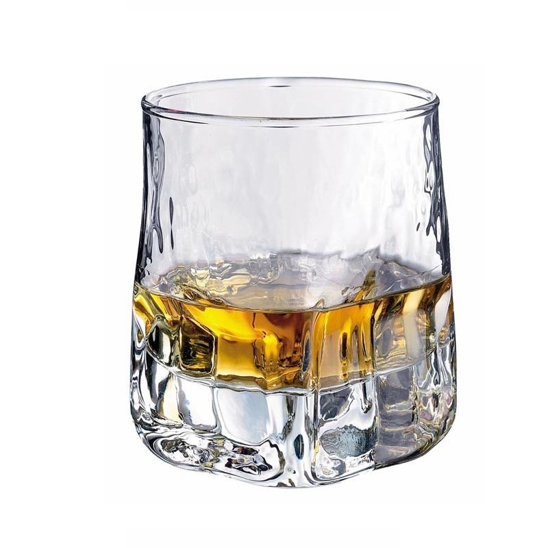 QUARTZ VASO WHISKY BAJO 33 CL