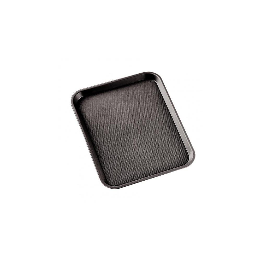 ARA19048 BANDEJA 46X36 PLASTICO NEGRA