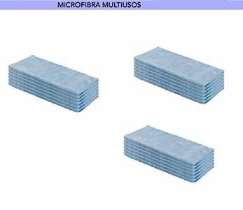 BAYETA MICROFIBRA AZUL 40X38