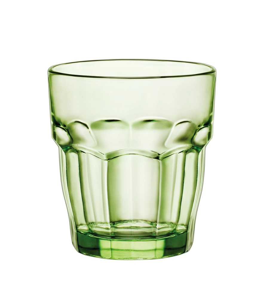 ROCK VASO BAJO APILABLE 27CL VERDE