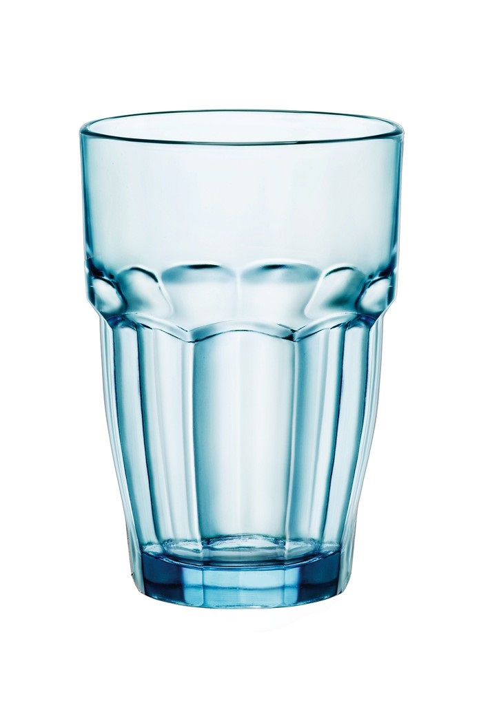 ROCK VASO ALTO APILABLE 37CL AZUL