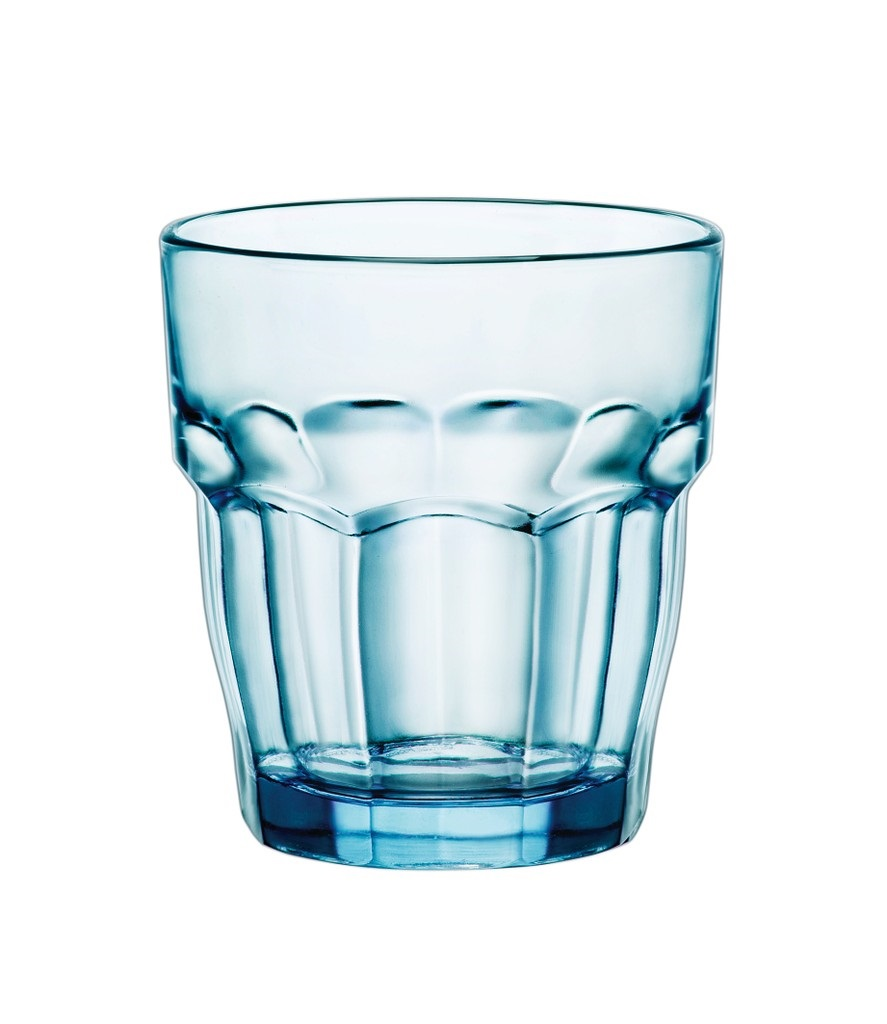 ROCK VASO BAJO APILABLE 27CL AZUL