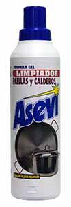 ## LIMPIADOR PAELLAS Y CALDEROS 0,5L